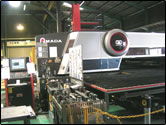 CNCパンチレーザ複合機ELM-3510 NT